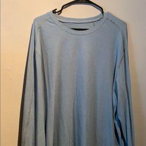 Lululemon Long Sleeve Soft Metal Vent Tech Shirt